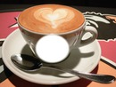 TASSE CAFE' CHOCOLAT