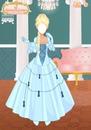 Rococo Elsa Style