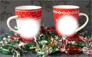 Tasses de Noël