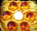esferas del dragon center