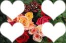 fleurs 4 coeurs