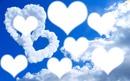 les 7coeurs de l amitie dans le ciel
