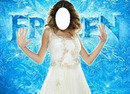 Martina Stoessel Frozen
