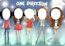 One Direction version femenina