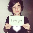 Harry love you