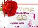 mariage dereck & meredith
