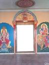 intérieur Maha Badra Kali