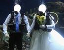 mariage plongée