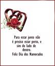 "Feliz Dia Dos Namorados! By"" Maria Ribeiro"""