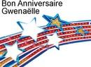 Joyeux anniversaire Gwénaëlle