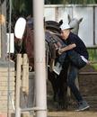 horse (you) and justin lololololol