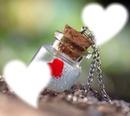 coeur de verre