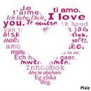 Je T'aime En Toute Langes