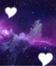 Galaxie - Coeur