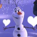 Olaf quer um abraço