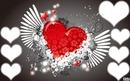8 coeur