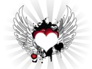 heart w/wings