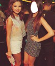 Selena and......
