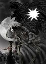 Le corbeau de la mort