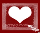 cadre mon  coeur  gaetana