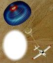 Parachute-avion