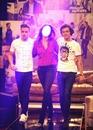 con Harry y Liam