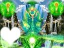 arcangel rafael dia jueves(verde)
