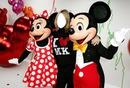 Avec Mickey & Minnie !