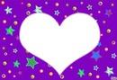 corazon de estrellada
