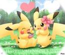 pikachu en  couple