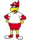 fred bird (st,louis Cardinals