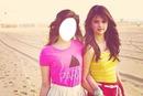 With Selena!