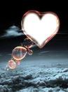 coeur bulle