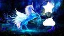 unicornio de fantasia