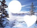 l amour dans la neige
