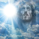Rostro de Jesús.