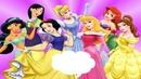 Les 7 Princesses + Bulles Centrale
