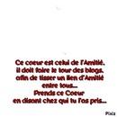 l'AMITIE