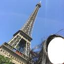 selfie tour effeil fille