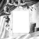 cadre noir & blanc