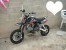 I LOVE LA DIRT BIKE