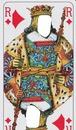 Tarot - roi carreau