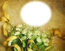 Muguet-ruban-fond doré