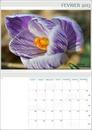 Calendrier mensuel 2013*