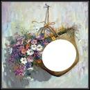 panier de fleur 1 photo