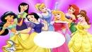 Les 7 Princesses + Ovale Central