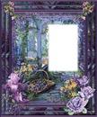 ymialma vintage violeta