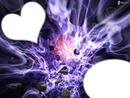 explosion mauve ♥