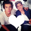 One Direction Harry e Niall