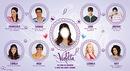 personnages de Violetta et elle au milieu!